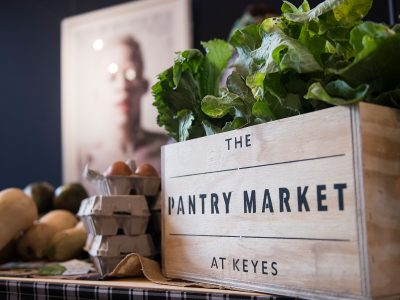 The Keyes Pantry Market gets the Slow Food stamp of approval