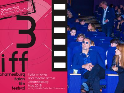 The Johannesburg Italian Film Festival